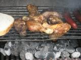 Grilovaná kuřecí stehna recept