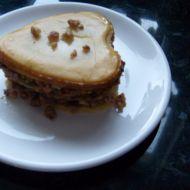 Baklava s vlašskými ořechy recept