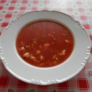 Rajská polévka recept