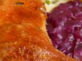 Babiččina pečená husa recept