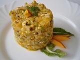 Dýňovo-zeleninový mozeček recept