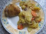 Kuřecí pekáček se zeleninou recept