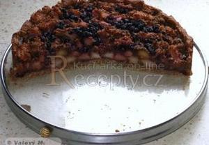 Podzimní hruškový koláč pro srdnaté kuchaře