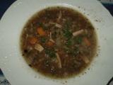 Jelítková polévka II. recept