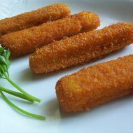 Domácí rybí prsty recept