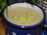 Pórková polévka krémová recept