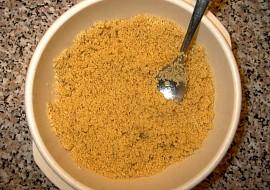 Kuskus  základní příprava recept