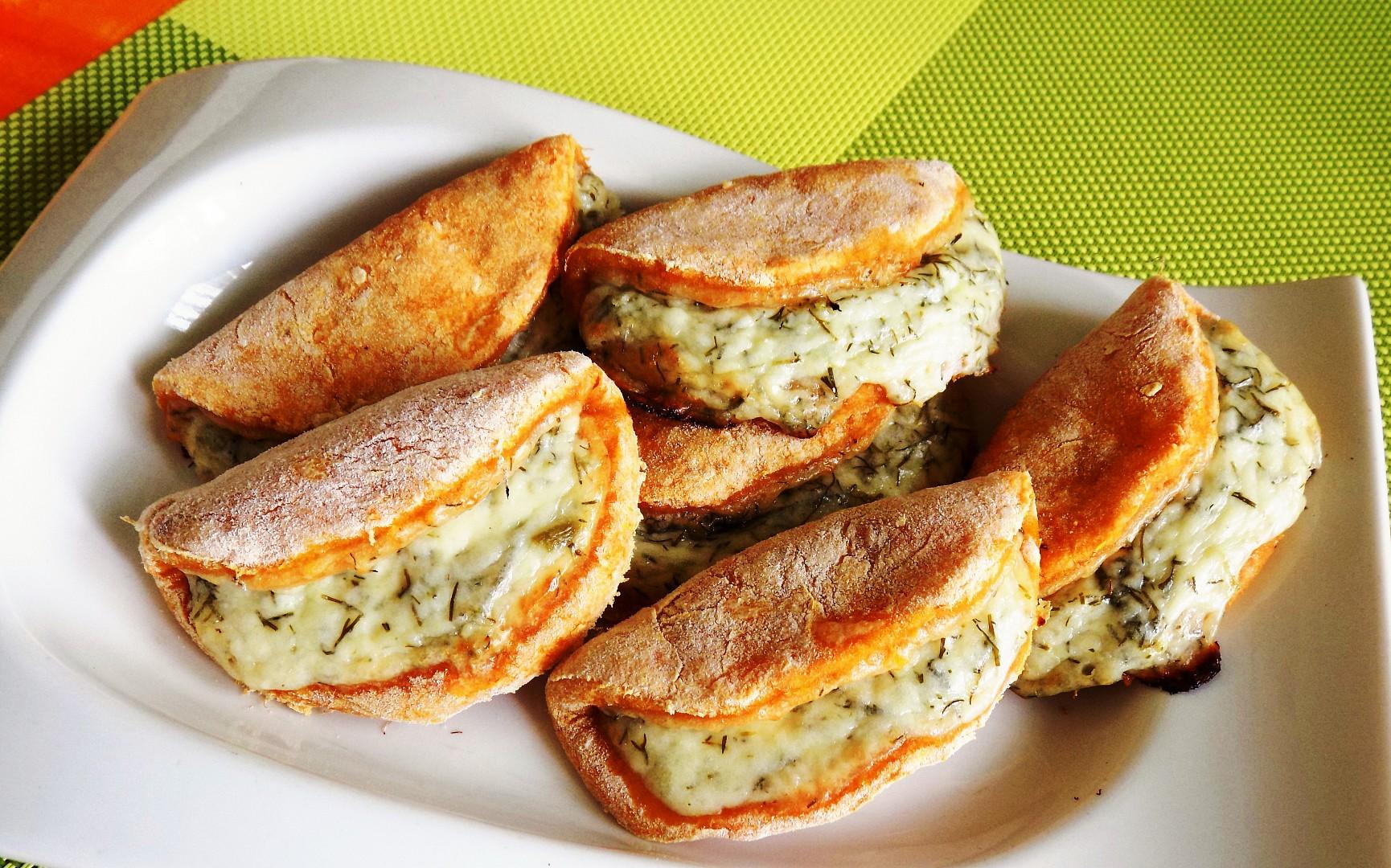 Batátové kapsičky recept