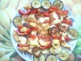 Jehla pro vegetariány recept