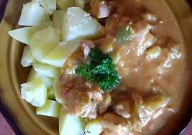 Zeleninová směs s kuřecím masíčkem recept