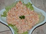 Pomazánka z krabích tyčinek recept