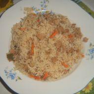 Rizoto ze sójového masa recept