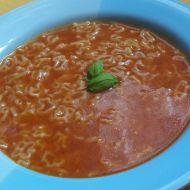 Rajská polévka pro děti recept