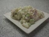 Salát z kuřecích prsíček recept