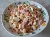Sójový salát I recept