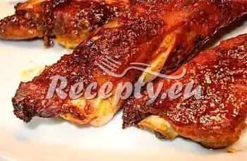 Černá marináda recept  marinády na maso