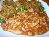 Kuřecí mexické nudličky recept