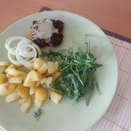 Hovězí bifteky z mletého masa recept