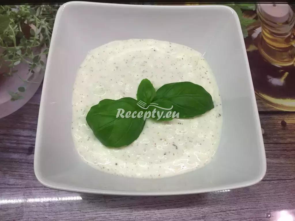 Jogurtová omáčka ke grilovanému masu recept  omáčky, zálivky ...