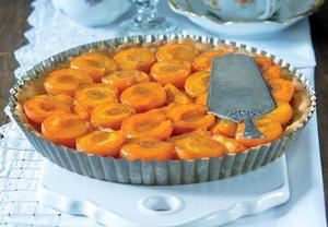 Meruňkový koláč dle časopisu F.O.O.D.