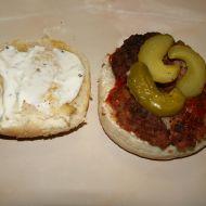Hamburger originál recept