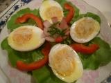 Vejce na hniličku s křenem recept