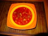 Papriková polévka recept