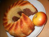 Bábovka se strouhanými jablky recept