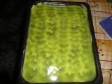 Kiwi řezy recept
