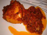 Kuře vařené ve woku s rajčatovou omáčkou a řeckým senem recept ...