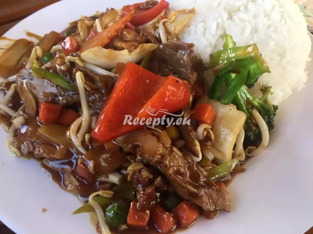 Dušená kachna na čínský způsob recept  zahraniční recepty ...