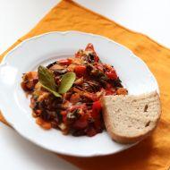Podzimní zeleninový salát recept