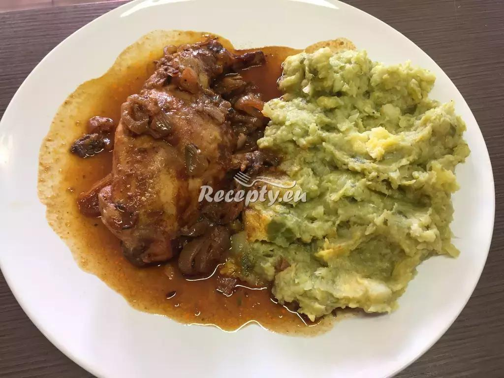 Dušené kuře s kapustou recept  pro diabetiky