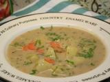 Bramborová polévka z jednoho hrnce recept