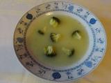 Kedlubnová polévka s brokolicí recept