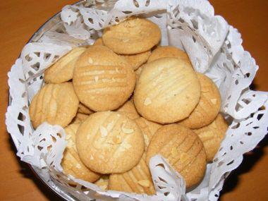 Recept Máslové sušenky