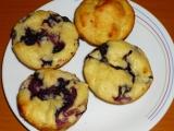 Tvarohové muffiny s ovocem recept