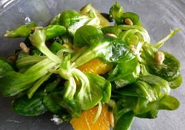 Salát z polníčku recept