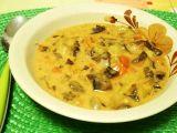 Houbový guláš bez masa recept