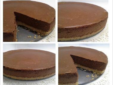 Základní a čokoládový cheesecake