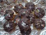Košíčky plněné ořechovou náplní recept