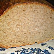 Můj první domácí kváskový chléb recept