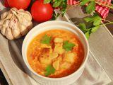 Španělská česneková polévka recept