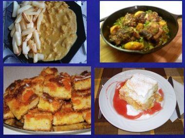 Mandarinkové recepty tety Běty