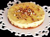Výborný jablkový koláč s vanilkovým pudinkem recept