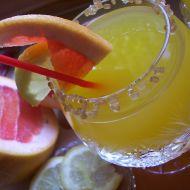 Ovocný mix s vodkou recept