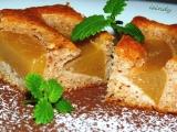 Broskvové řezy ze špaldové mouky recept