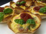 Tortillové košíčky recept