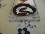 Čokoládová roláda recept