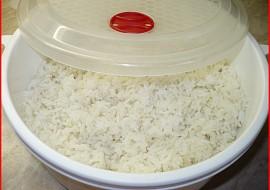 Vaření rýže v mikrovlné troubě recept
